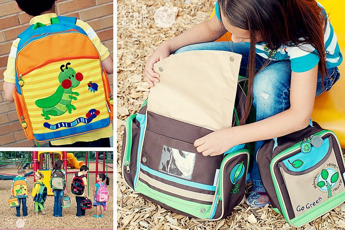 Pack It Up! Backpacks & Lunch Boxes 63% Off! pickyourplum.com #backpacks #lunchboxes