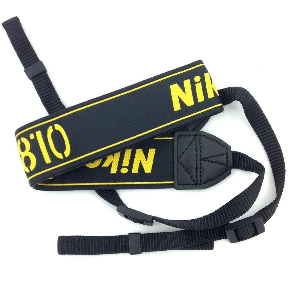 AN-DC12 Nikon D810 Genuine DSLR Camera Neck Strap