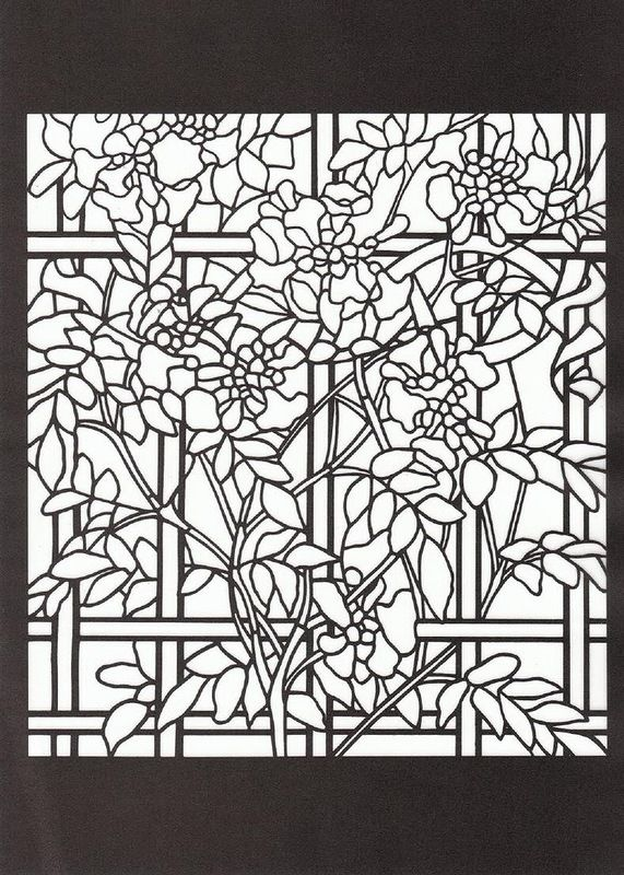 yandex.ru stained glass | Книга: Tiffany Designs Stained Glass ...