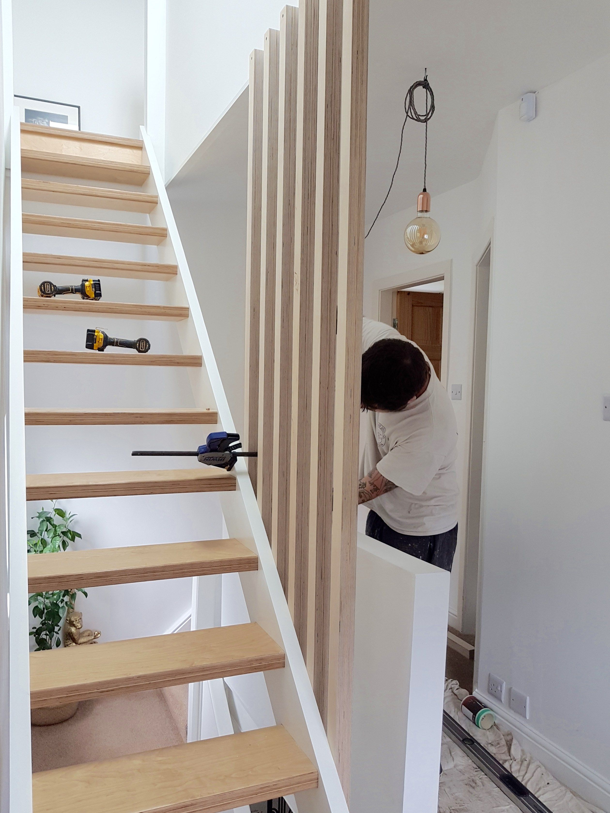 Banisters Balustrades And Building Regs Escalier Relooking