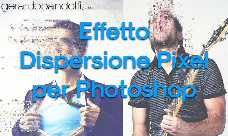 Se amate rendere uniche le vostre immagini usando Photoshop, allora questo interessante effetto...