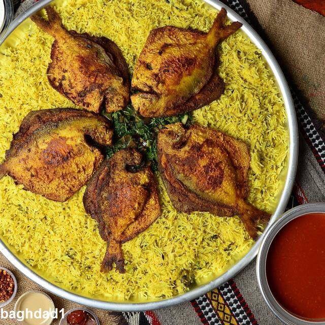 مطبق زبيدي من البصرة Kurdish Food Afghan Food Recipes Persian Food