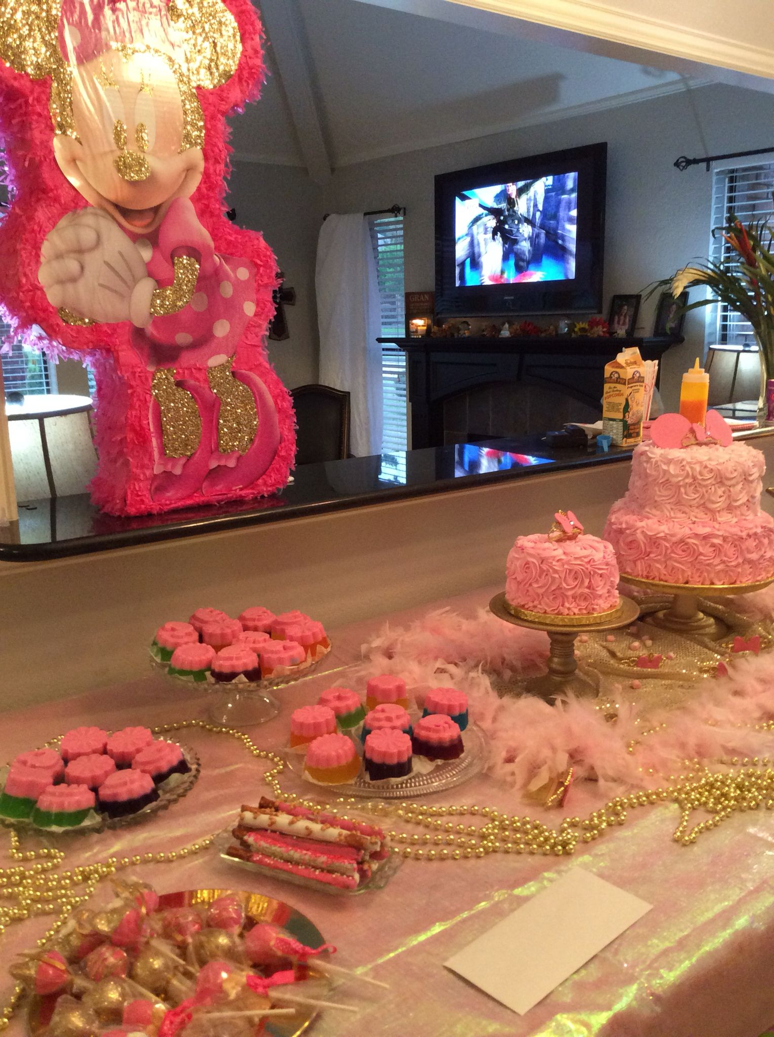 Maddie's Birthday Party. Big #3