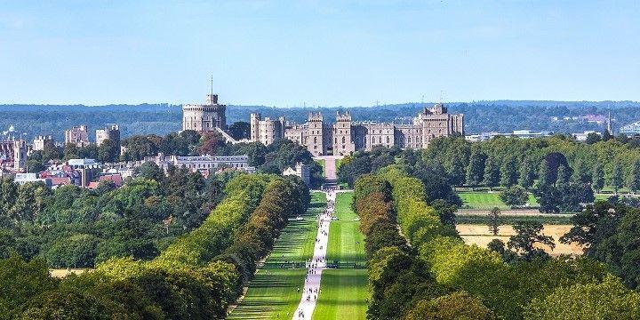 Windsor Castle, Southern England, England, Europe
