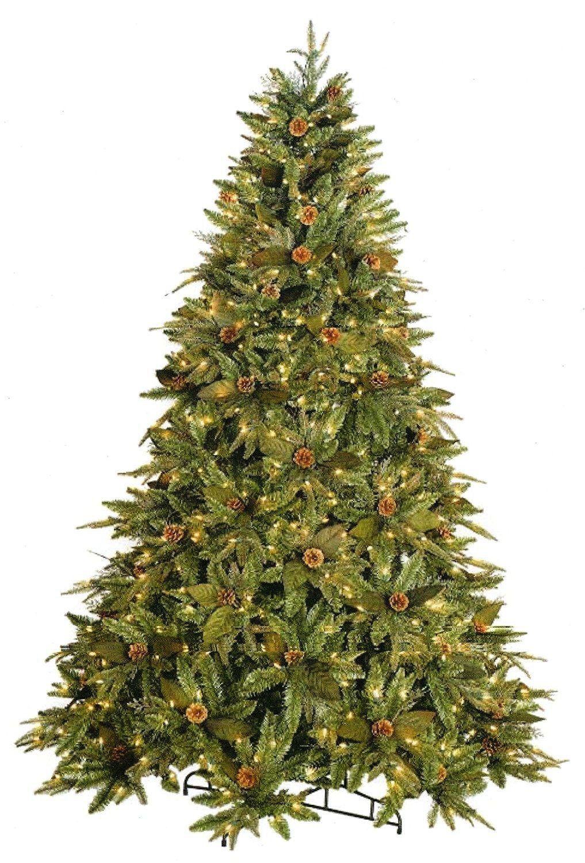 GKIBethlehem Lighting PEPVC Christmas Tree with Clear