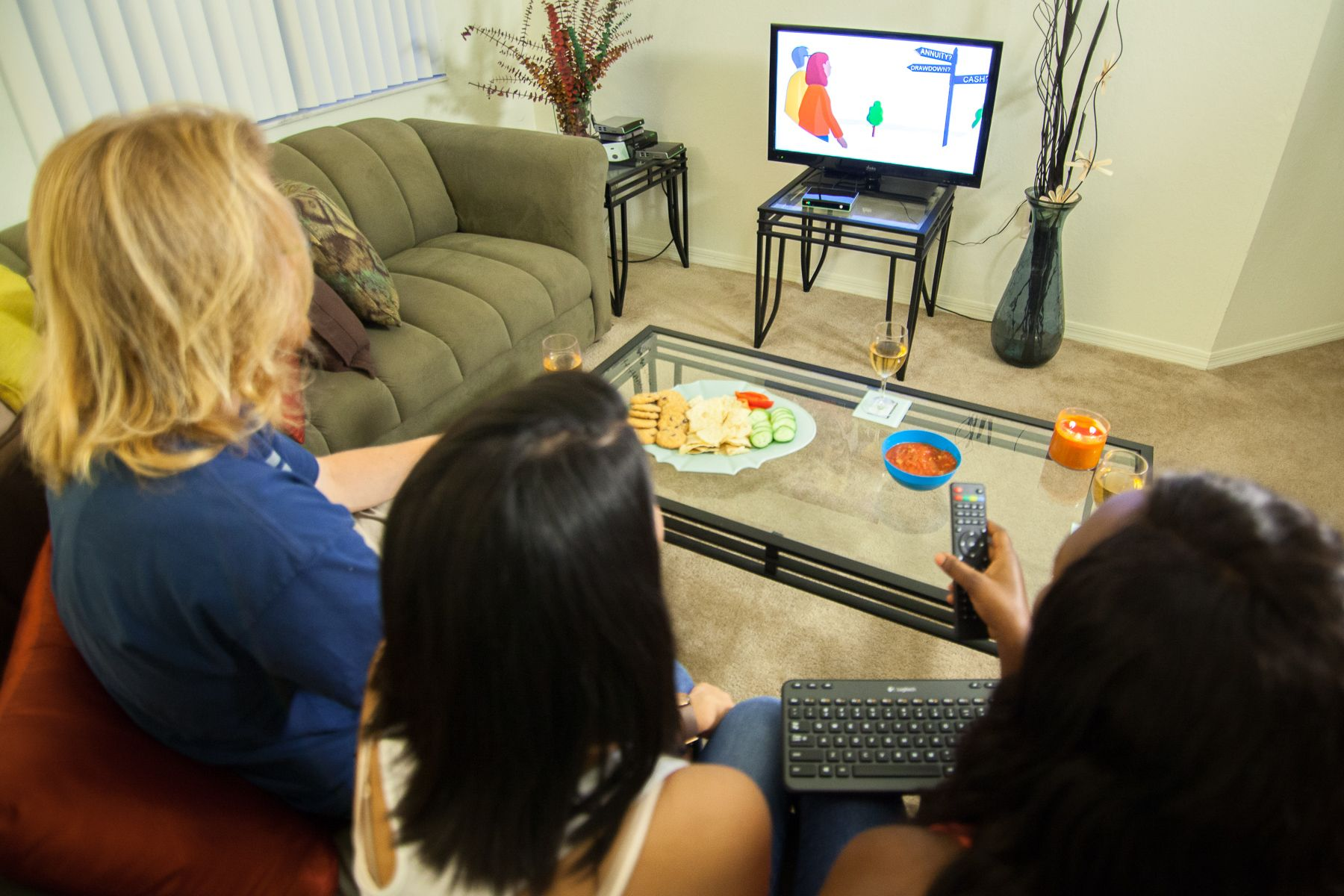 ‎Wahltv‬ allow people to watch live TV worldwide on all electronic devices through the internet. For Details Check kck.st/1Leh09W