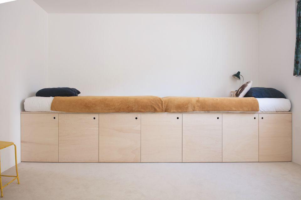 10x Diy Leer : 5 custom made plywood bed ideas to steal kids furniture