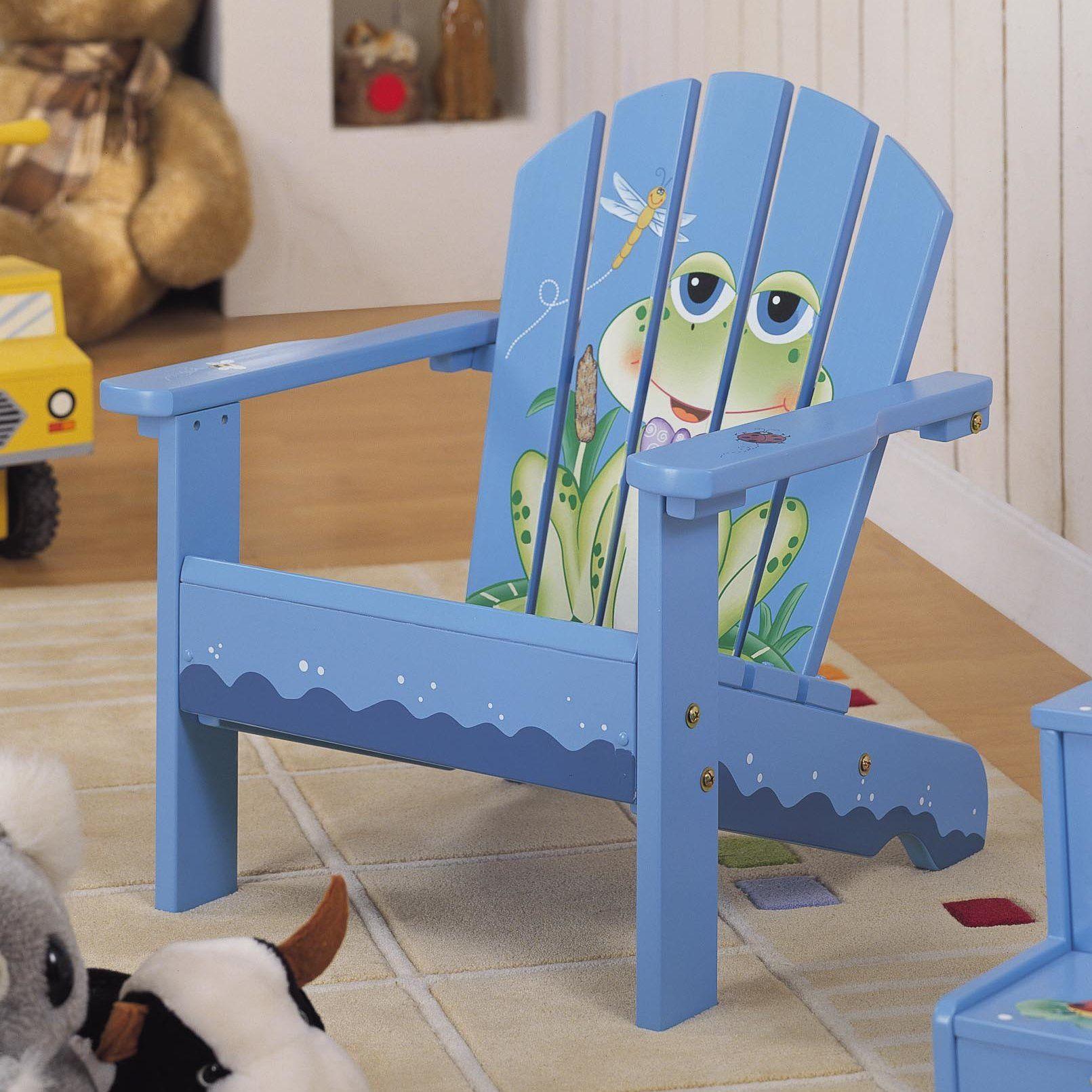 Fantasy Fields Kids Adirondack Chair Kids adirondack chair