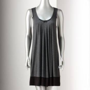 1aa7f515dd6 Simply Vera Vera Wang Basic Luxury Chemise - Women s
