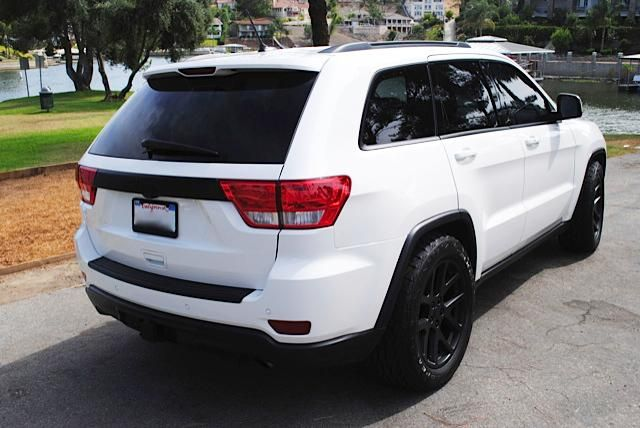 2012 Jeep Grand Cherokee Wk2 Exterior Jeep Grand Cherokee 2012