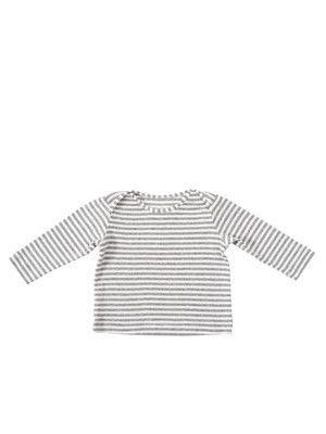 burda style, Schnittmuster für Babys - Das langärmlige Ringelshirt ...