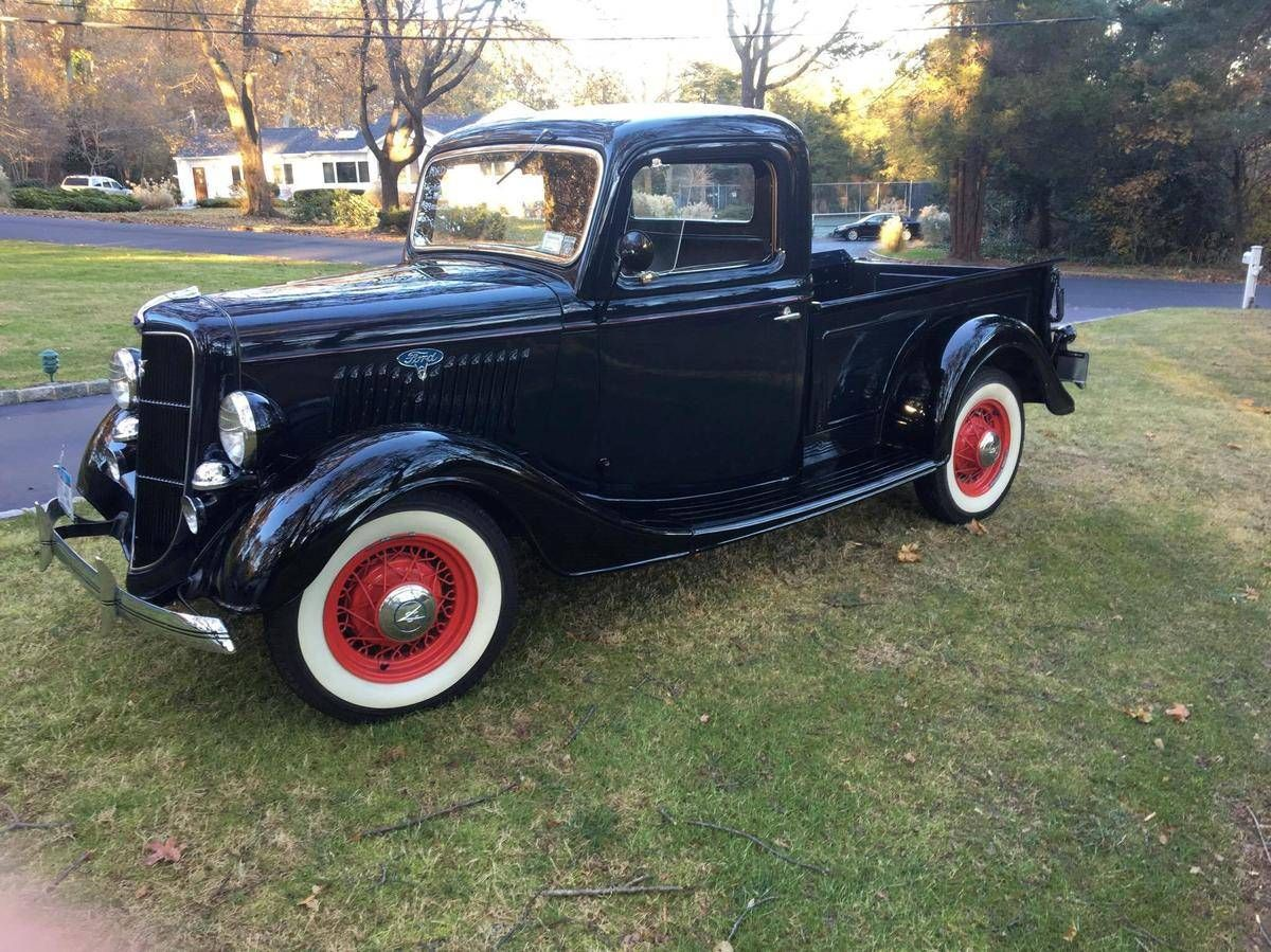 Pin By Carmelo Vara Guerola On 1930s Pickups Ford Pickup Trucks Ford Pickup Ford Trucks