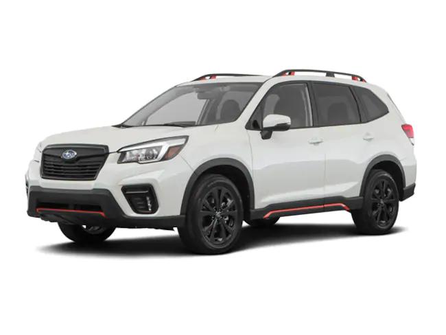 New 2019 Subaru Forester Sport SUV for sale in Massillon