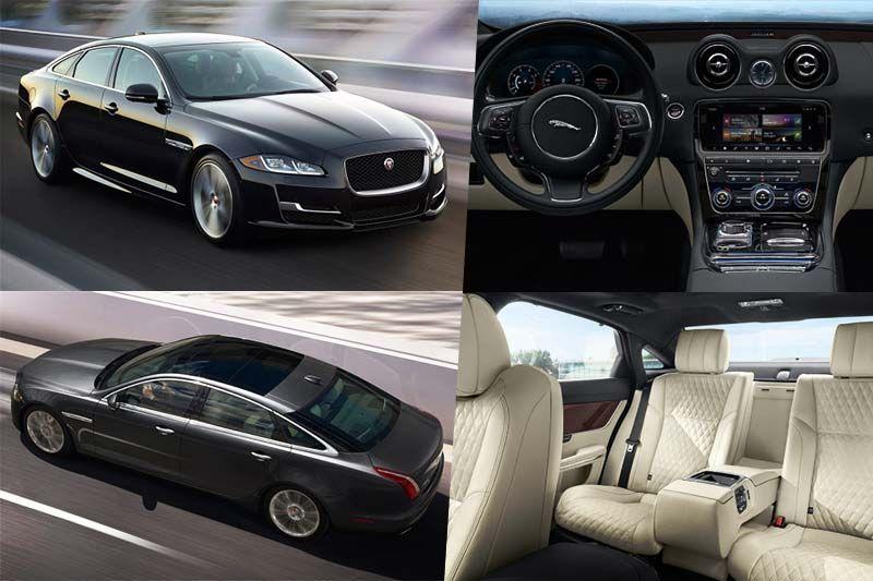 2018 Jaguar XJ - A Luxury Sedan with Supercharged V8 ...