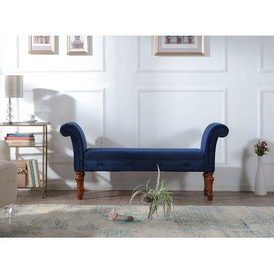 Sydney Upholstered Bench | Foyer | Pinterest