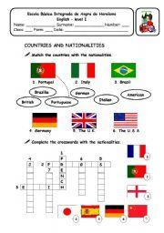 """Résultat de recherche d'images pour """"countries and nationalities ..."""