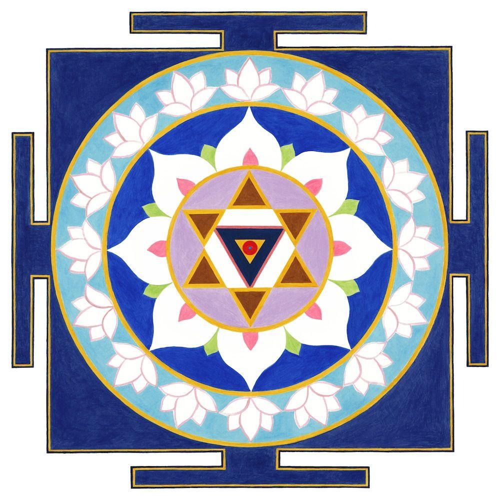 Saraswati Yantra   Yantra   Pinterest   Mandala, Goddesses ...
