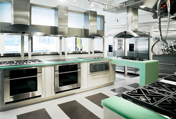 Appliance Design Center New York City Monogram Kitchens