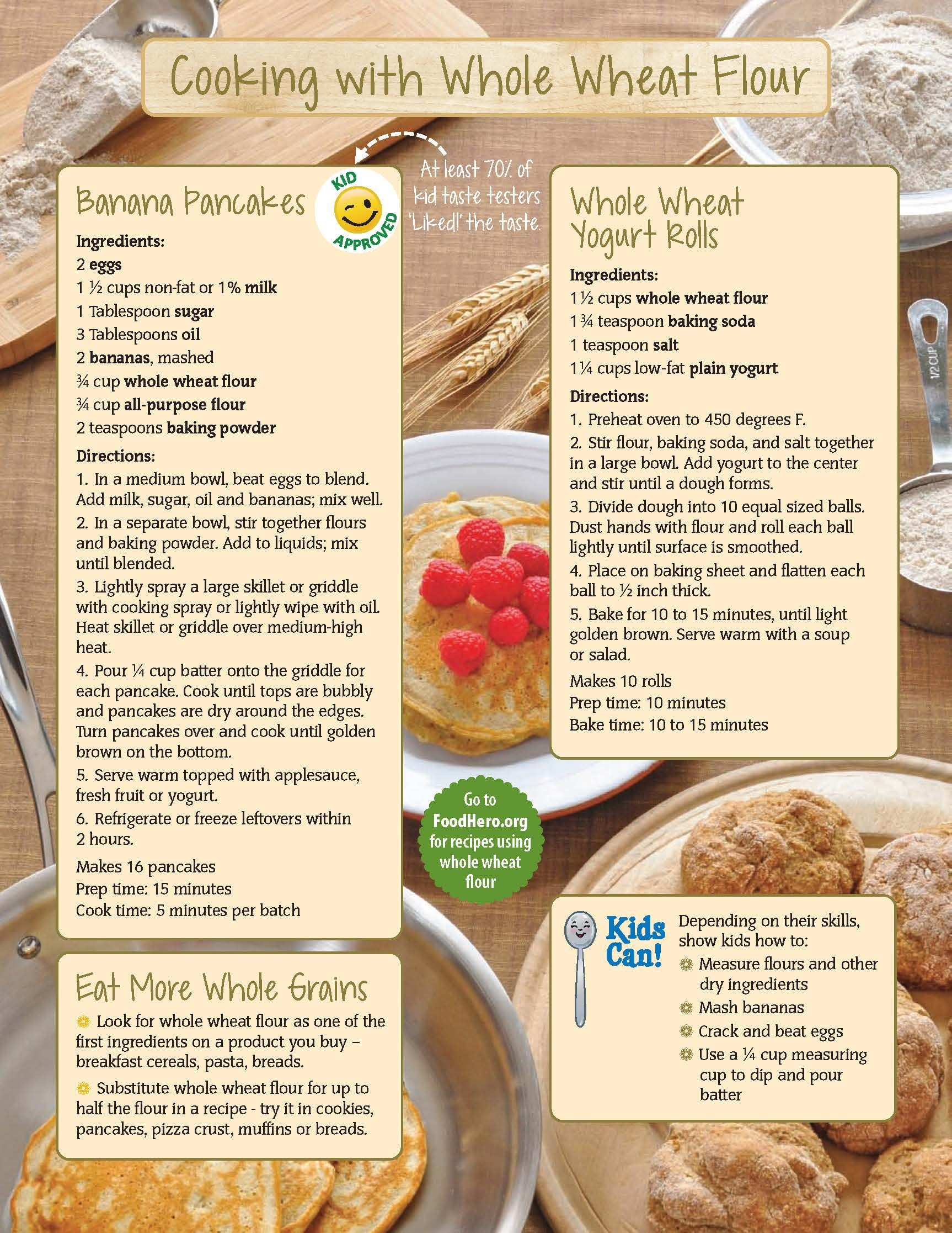 Whole Grains Food Recipes Healthy Meals To Cook