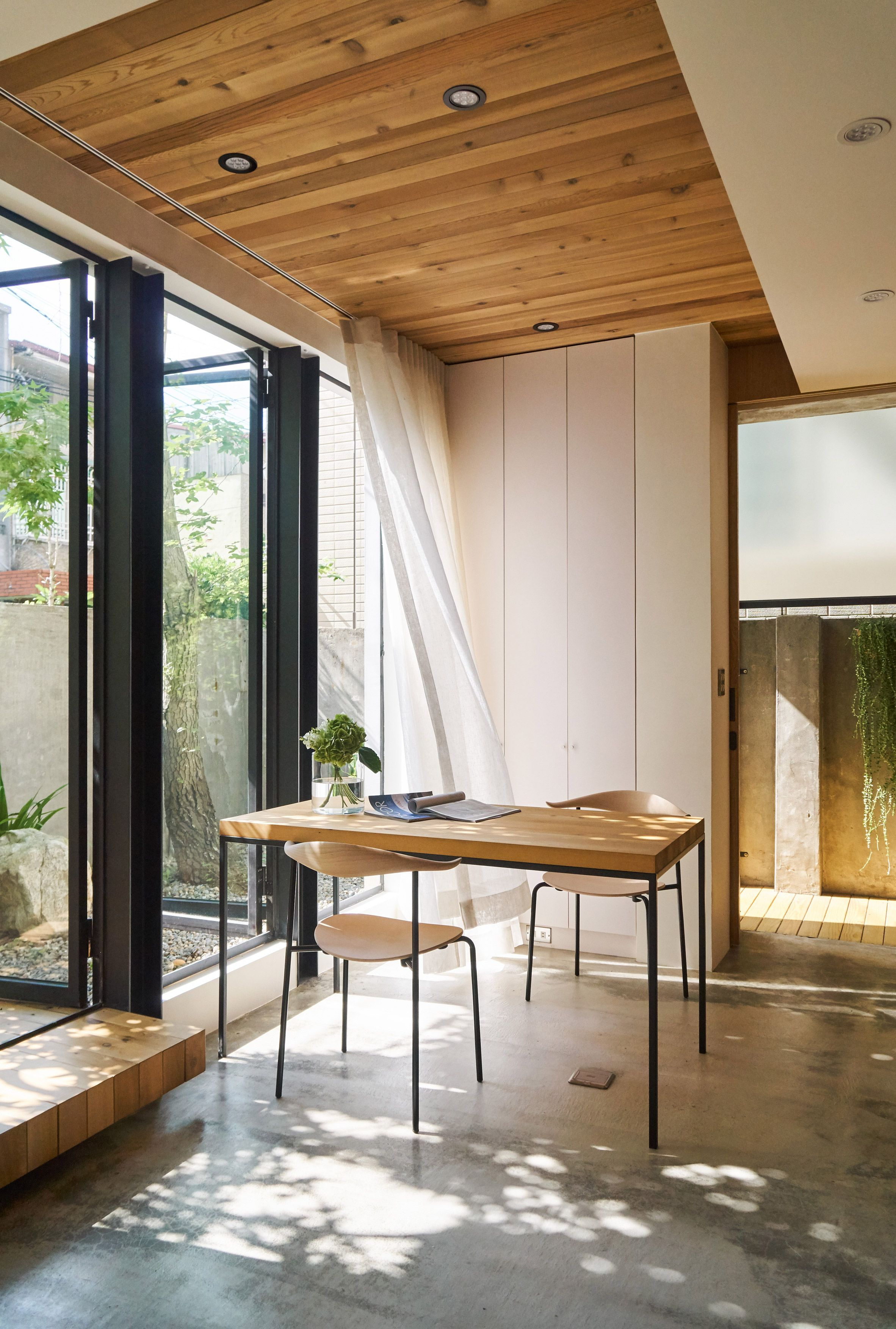 Taiwanese firm Soar Design Studio has refurbished a 1960s house in ...