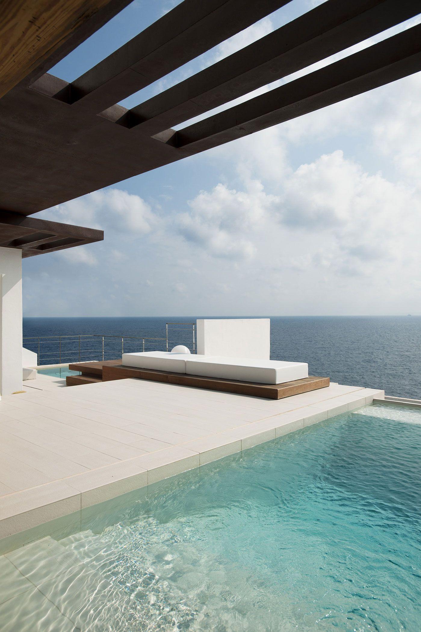 'Dupli Dos' by Juma Architects | Ibiza, Spain #architecture #design #spain