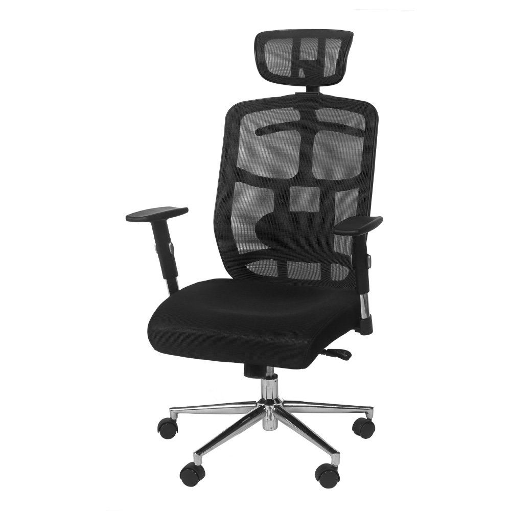 Workpro Commercial Mesh Back Executive Chair Black Topsky Mesh Computer Office Chair Ergonomic Design Chair Skeletal