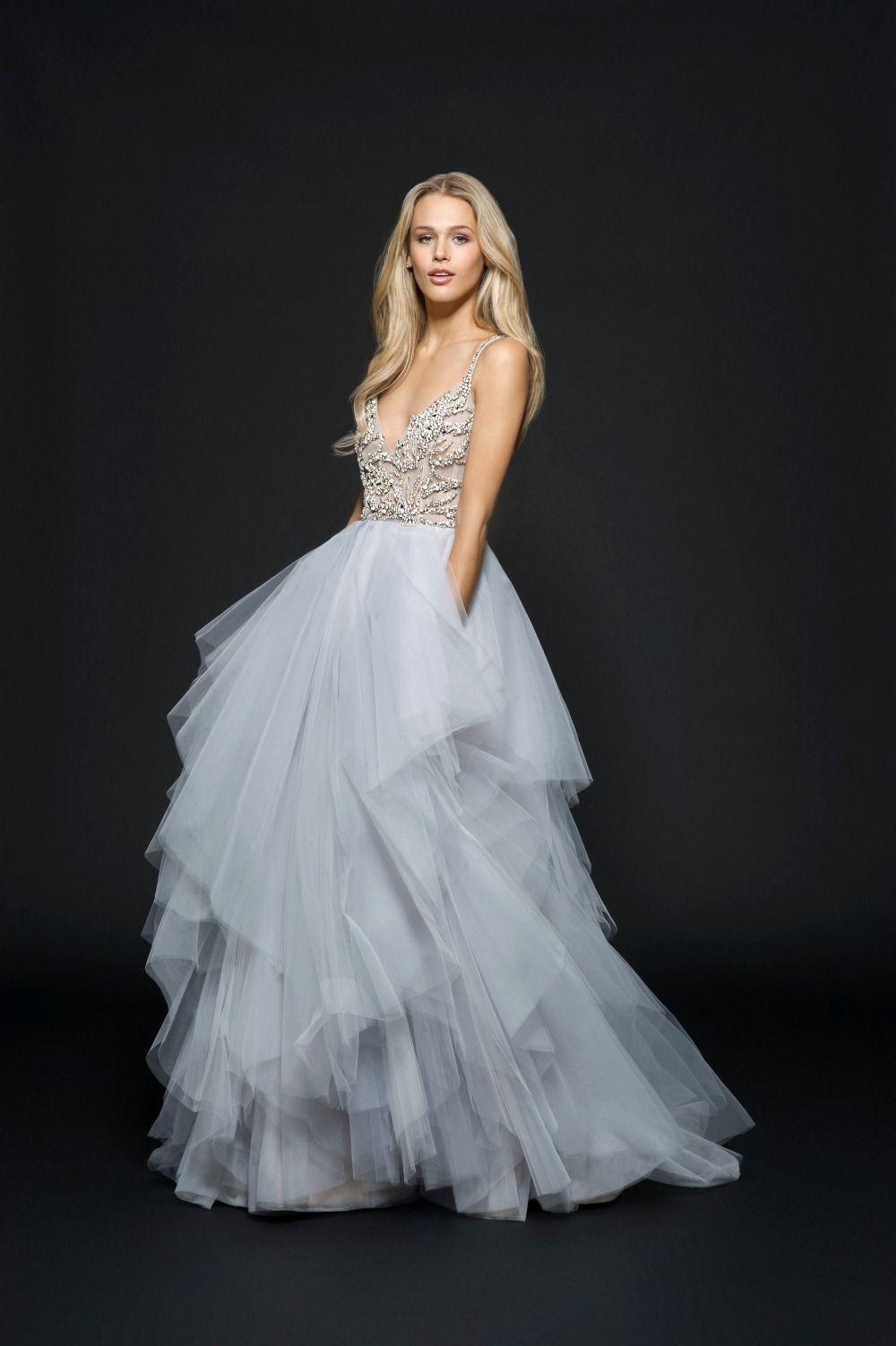 ce3794cf4c55 Hayley Paige Fall 2016 Bridal Collection | Wedding Dresses | Wedding ...