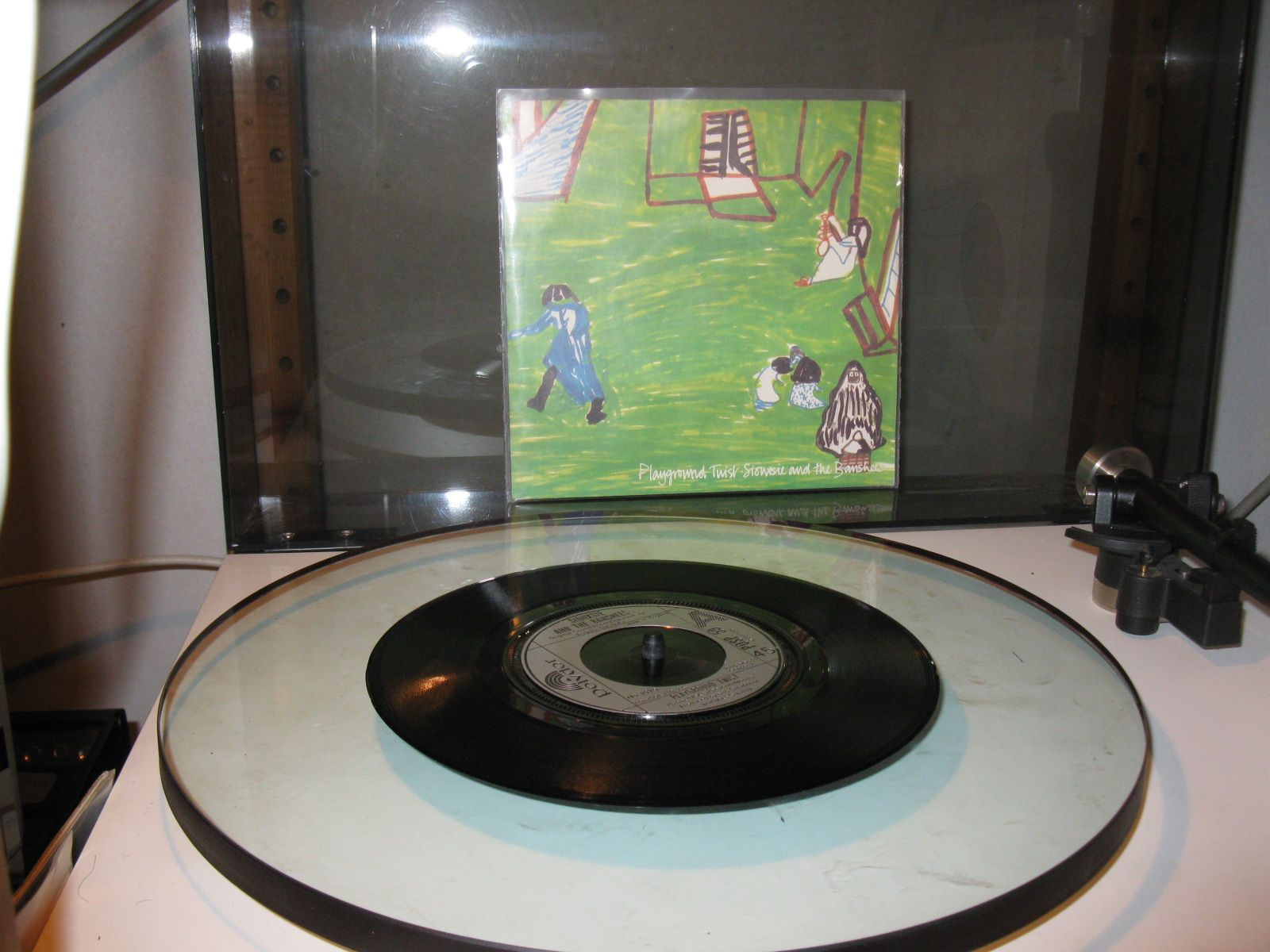 """Siouxsie and the Banshees UK 7"""""""