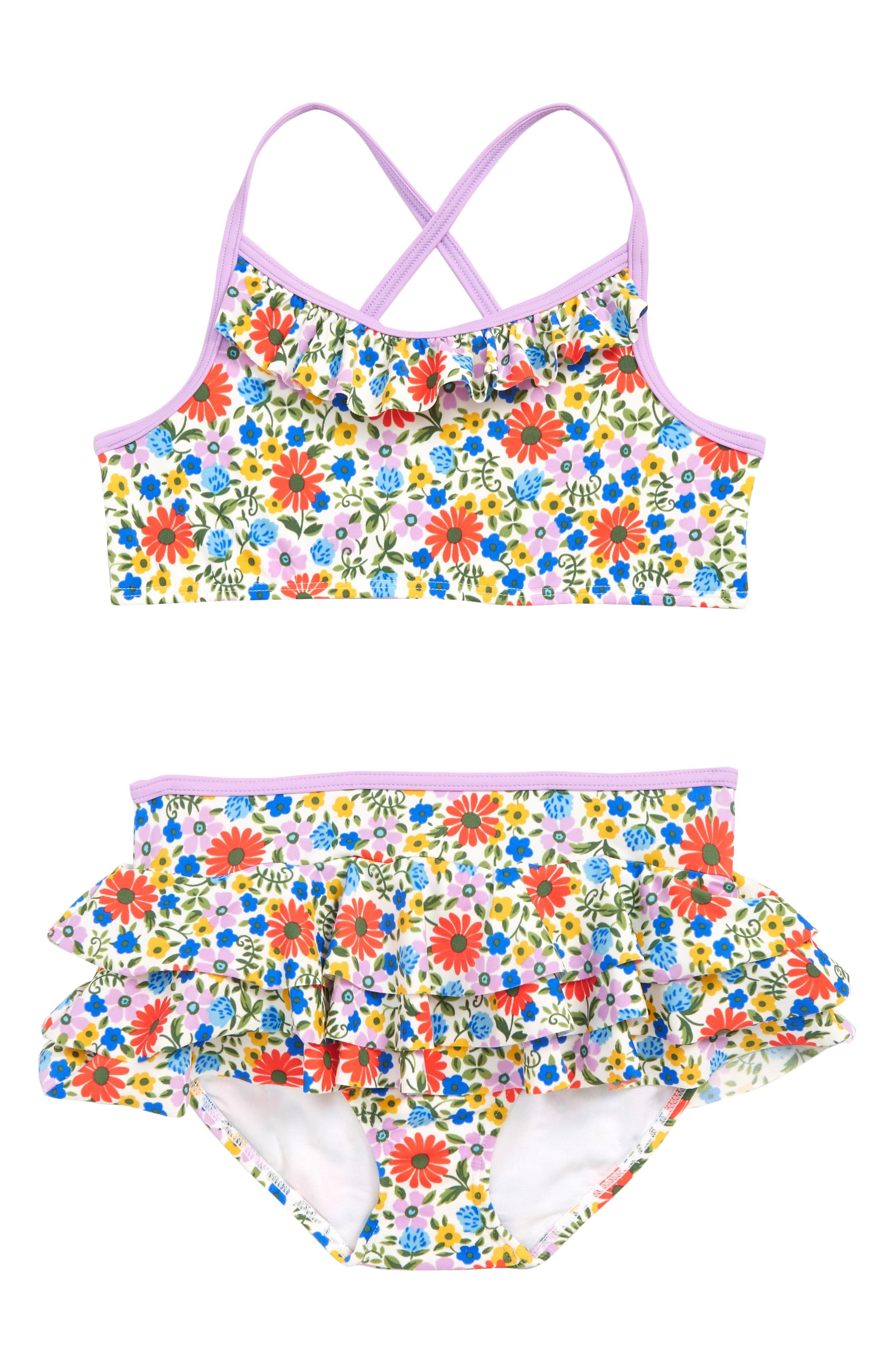 1ece43b1df269 Boden Mini Pretty Two-Piece Swimsuit in 2019 | Products | Swimsuits ...