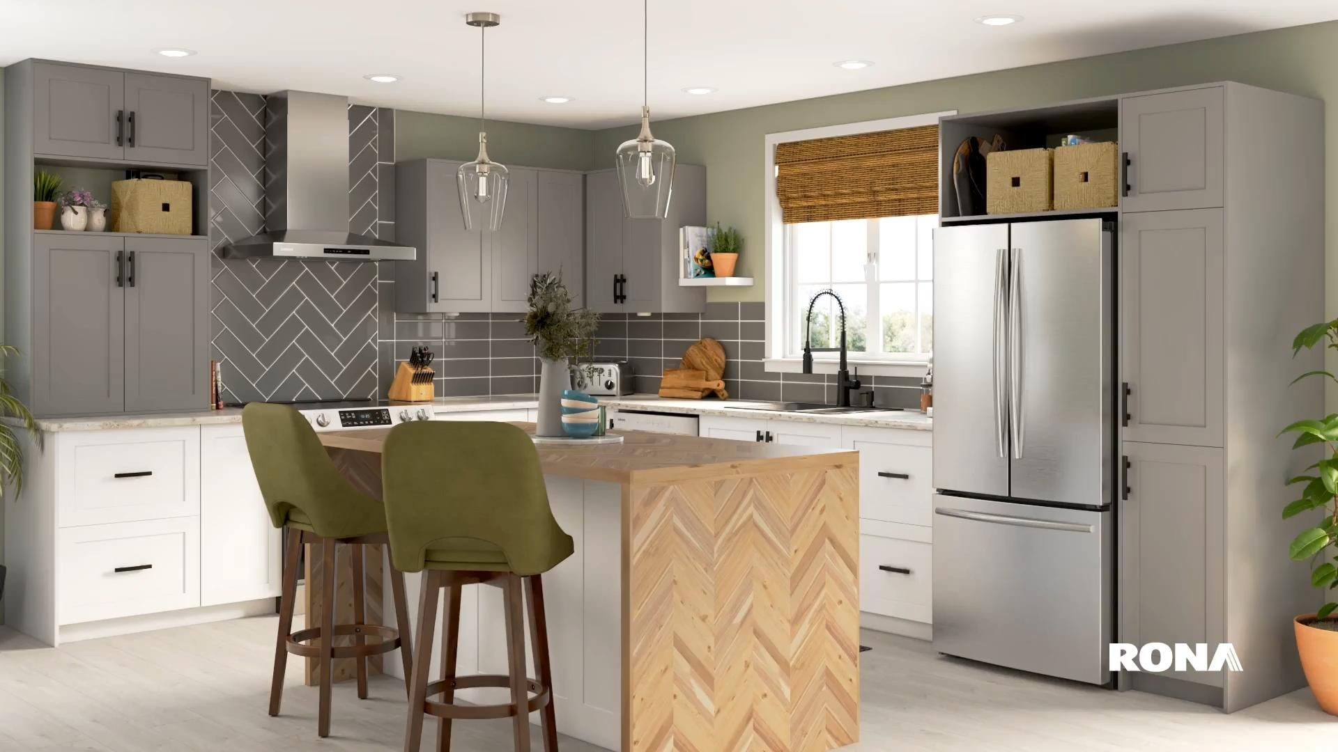 Fall Trends 🍂  Kitchen Refined