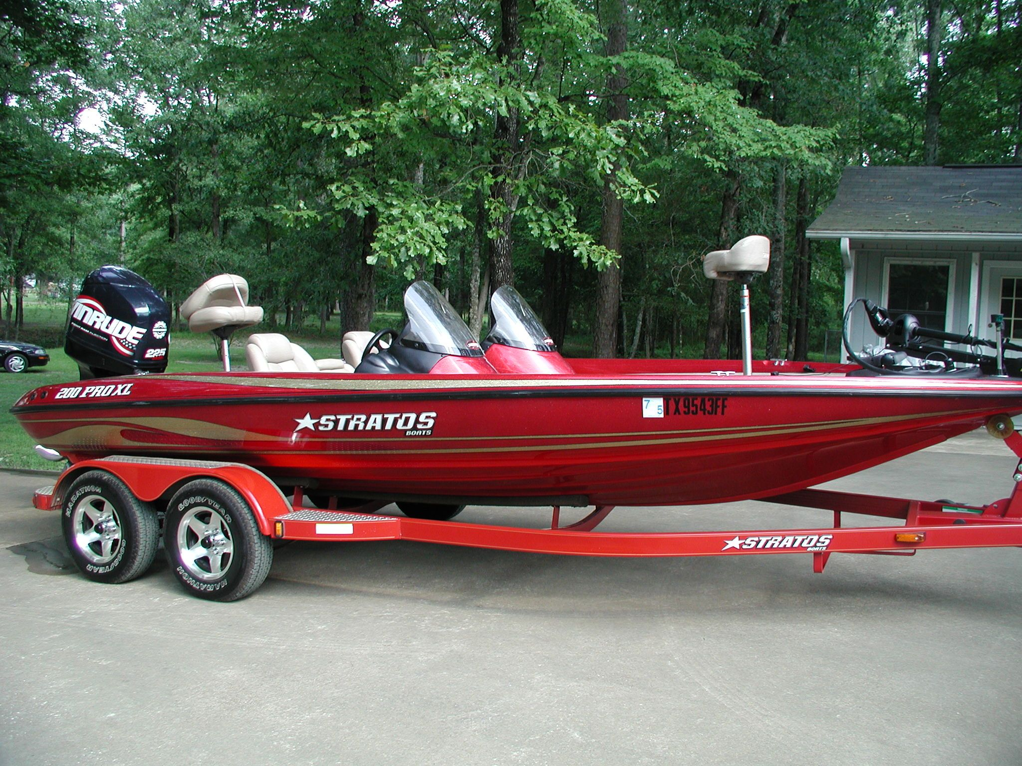 Stratos Boats For Sale >> Stratos Boats Bass Boat Bass Fishing Boats Boat