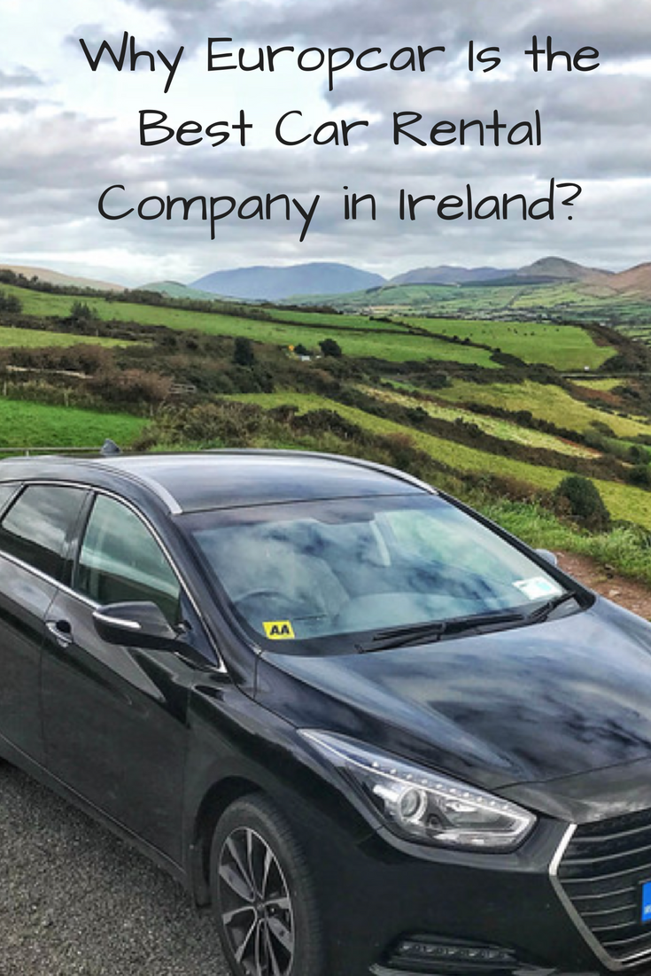 Why Europcar Is The Best Car Rental Company In Ireland Ireland