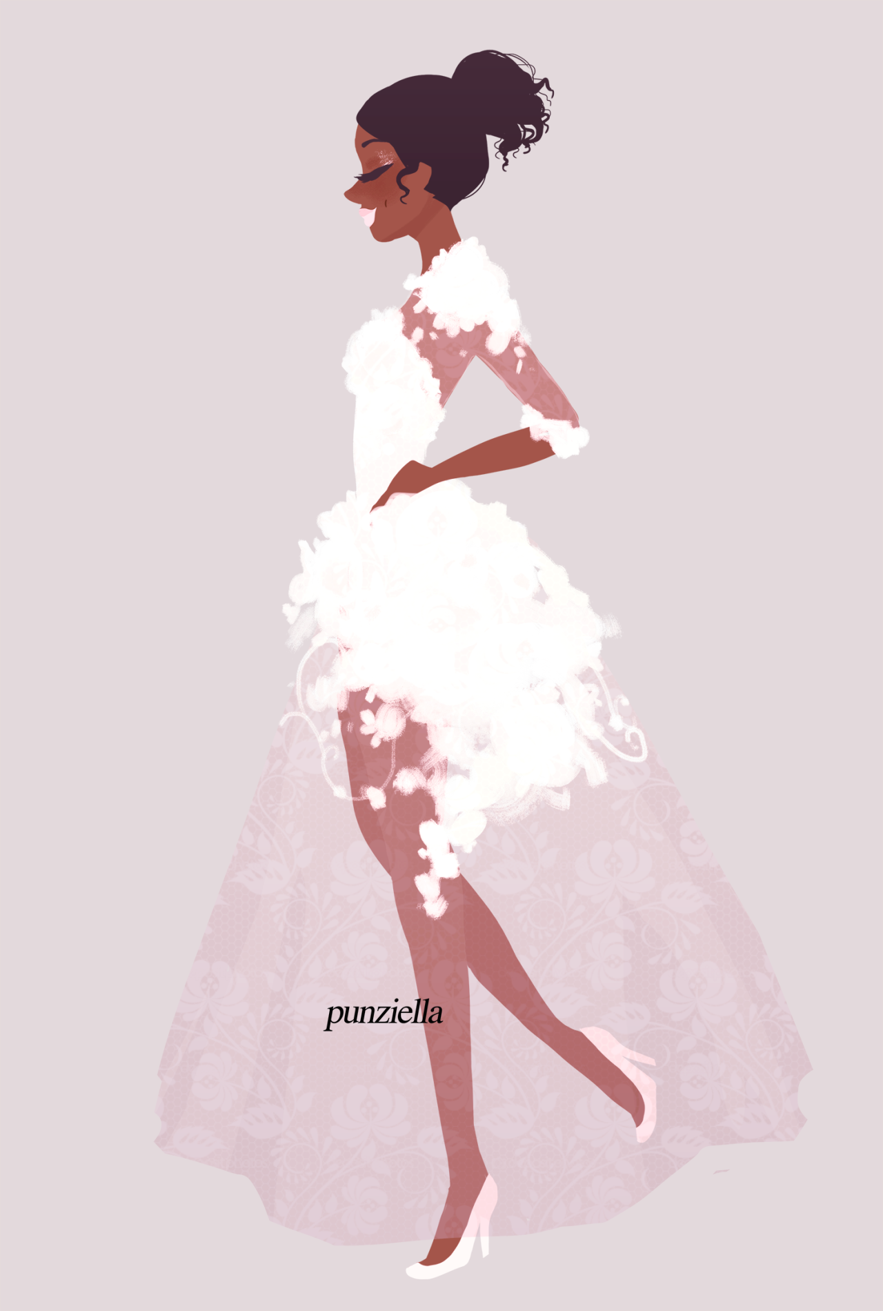Princesses in Elie Saab dresses~~ decided to just put them all together. More…