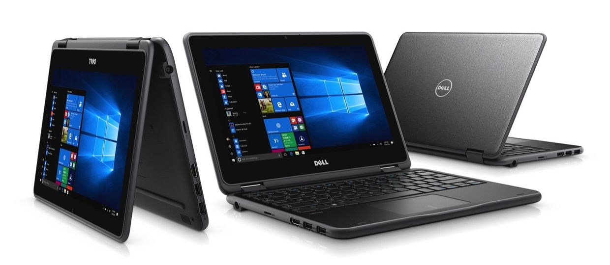 Dell Reveals 2-In-1 Latitude And Chromebook Laptop