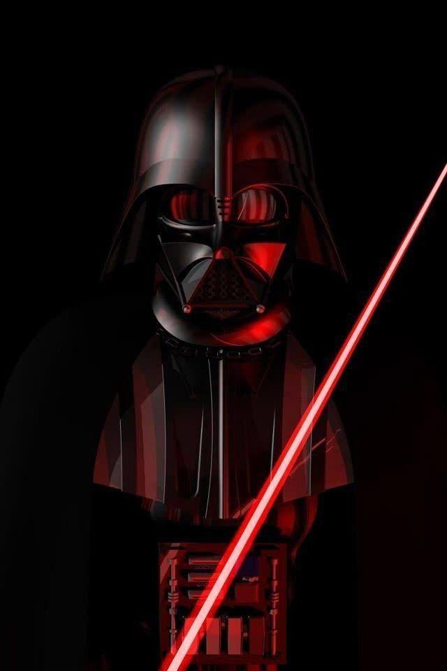 Darth Vader (With images) Star wars art, Star wars
