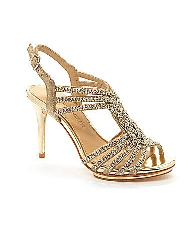 4dee907191a2b Antonio Melani Marnee Jeweled Sandals  Dillards
