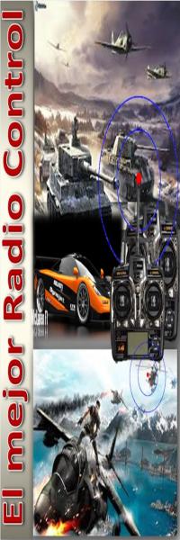 EL MEJOR RADIO CONTROL