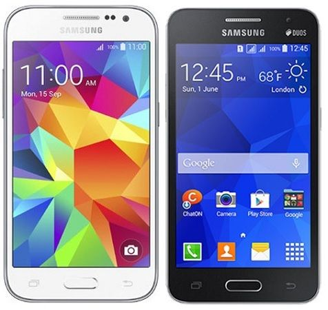 The Samsung Galaxy Core Prime Duos SM-G360H is a good