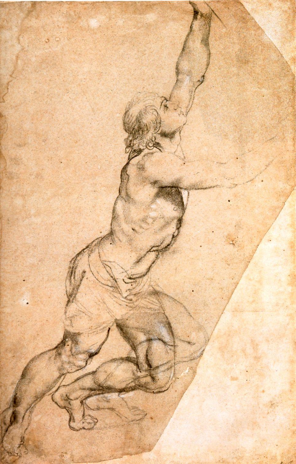 Rubens, 1610, collection of the Royal Dutch Family, Den Haag. Saw ...