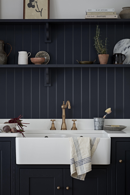 5 ways to create a Scandinavian kitchen in 2020   Dark ...