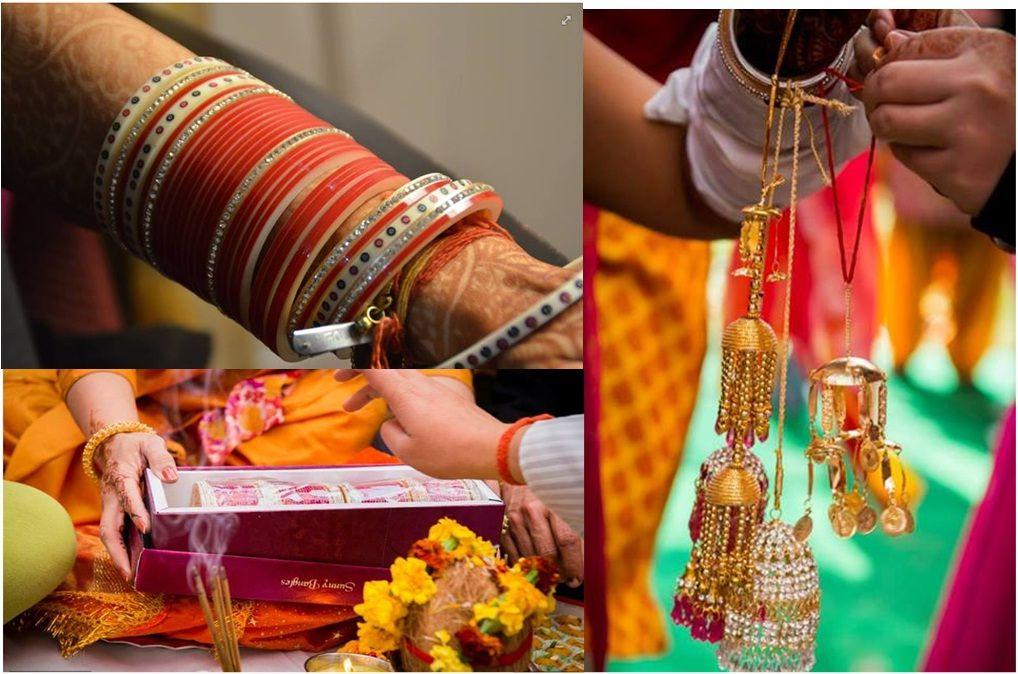 Importance Of Chooda Kalire In Punjabi Weddings BY All About Women