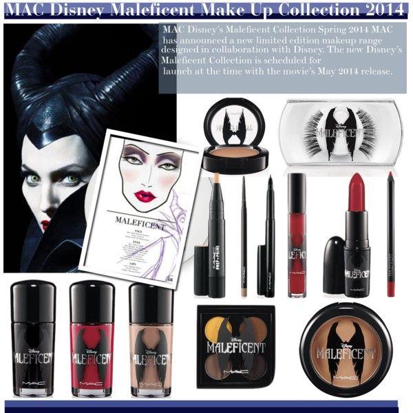 Mac Disney Maleficent Make Up Collection 2014 M A C