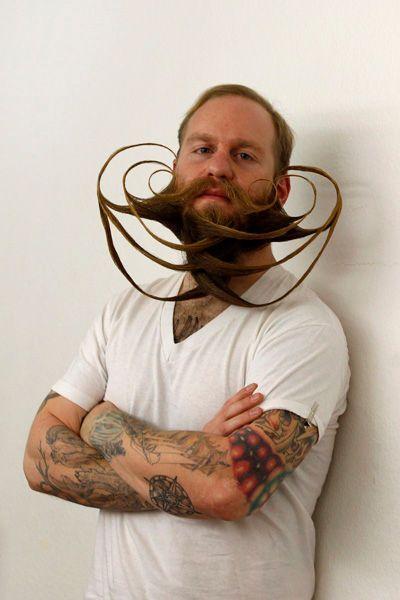 As Barbas Mais Feias E Bizarras Do Mundo Barbas Barba Sem Bigode Moda Barba