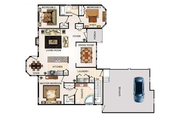 The Perfect House Plan the perfect floor plan depends on your lifestyle. article in the