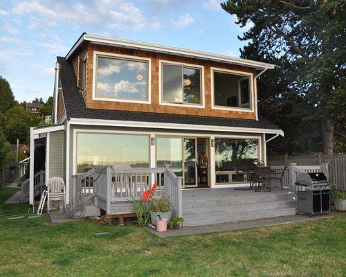 Shed Dormer Roof Addition Shed Dormer Dormer House Dormers