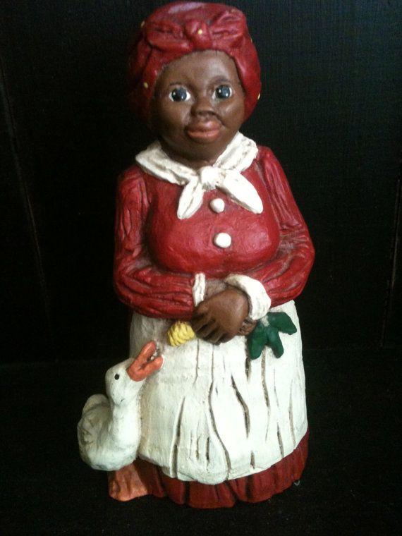 Vintage Martha Holcombe Annie Mae All Gods Children Figurine
