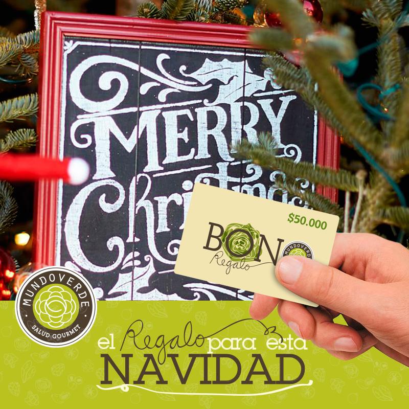 La #navidad es el mes perfecto para dar alegría, buenos deseos y que mejor que un detalle saludable. Ven a nuestros restaurantes y lleva nuestros #BonosSaludables