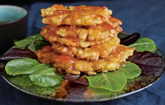 Frittelle di arancia | Ricetta | Ricette, Frittelle e Idee