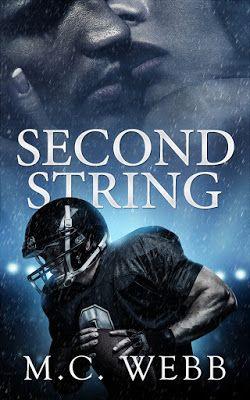 Lauren Dawes Blog: Book Review: Second String by M.C. Webb