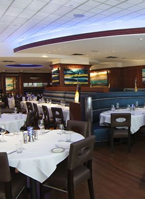The Oceanaire Seafood Room A Great Restaurant We Had A Wonderful